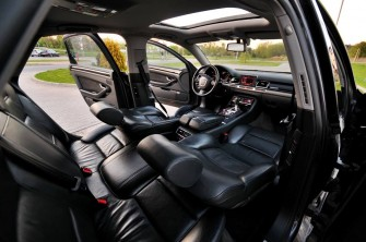 AUDI A8 W12-Exclusive&Prestige  Ostr�w Mazowiecka