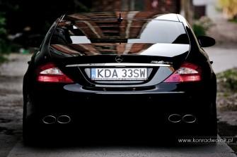 Mercedes CLS Kraków