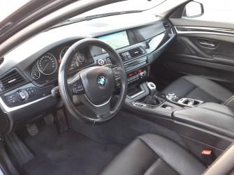 BMW 520, VOLVO XC60 radom
