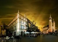 The Bonerowski Palace Kraków