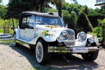 Zabytkowe samochody do ślubu Auta RETRO do wynajęcia na wesele Warszawa
