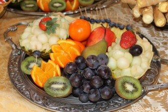 Owoce ujęte w piękne kompozycje Stronie Śląskie