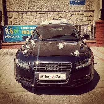 Piękne Audi a5 - dla Vipów Kraków 2015 kraków