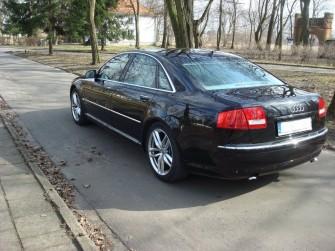 Limuzyna do �lubu Audi A8 Warszawa Legionowo