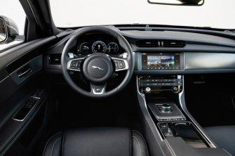 Jaguar XF Prestige Biały Gdańsk