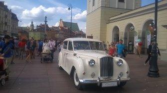 Austin Princess z 1961r. Warszawa
