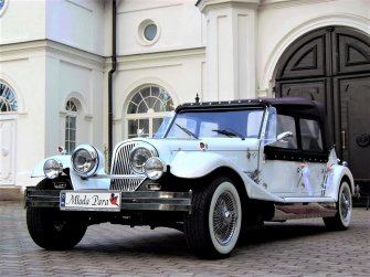 Zabytkowe Auto do ślubu RETRO kabriolet na ślub Zabytkowe samochody Terespol