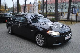 Limuzyna na Wasz wymarzony �lub - BMW F10 Olsztyn
