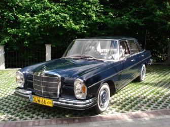 Mercedes do ślubu Gryfów Śląski