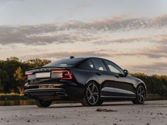 Volvo S60 R-Design Black Stone - Częstochowa