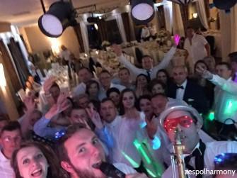Weselne selfie z gośćmi ! Szczecin