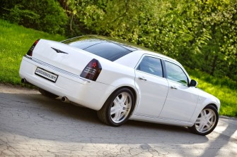 Chrysler 300c Bochnia