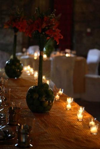 dekoracja stołu Oborniki