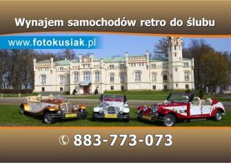 Auto Retro Alfa Nestor do ślubu Kraków Małopolska. Dekoracja GRATIS!