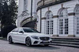 ❤Biały Mercedes Klasy E 2019 AMG lub C CLS Ford Mustang Camaro Audi A5 Katowice