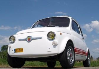 Fiat 500 Abarth Wodzisław Śląski