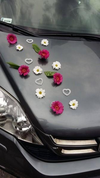 Wynajem samochodów do ślubu Zabrze