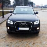Zawiozę do ślubu Audi Q 5 QUATTRO Myszyniec