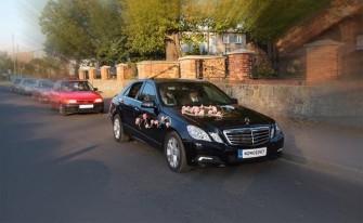 Samochody do �lubu Pleszew