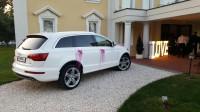 Audi Q7 S-Line �lub/Wesele  Warszawa