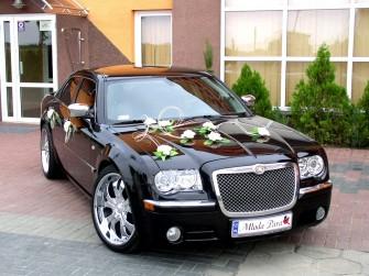 Chrysler 300C HEMI BENTLEY Warszawa