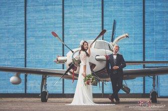 zdjęcia ślubne na bogato Warszawa