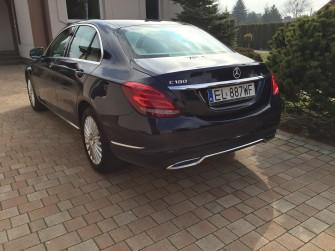 Nowy Mercedes do ślubu- NAJTANIEJ Łódź