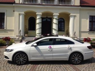 Piękny nowy VW CC Poznań