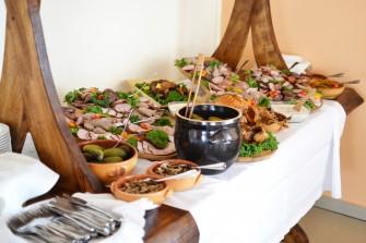 Stół wiejski Czarnocin