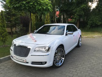 Chrysler 300C White ŁÓDŹ