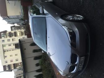 Auto do ślubu BMW e60 na terenie Poznania i okolic. Poznań