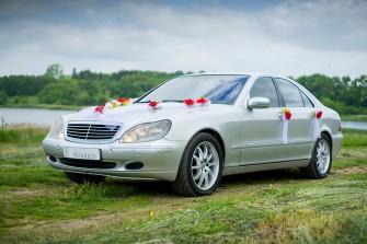 Mercedes-Benz S class - V6 - komfort i wygoda Wrocław