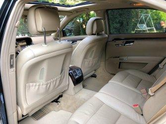 Czarny Mercedes S350 LONG Oraz Biały Cabrio SLK PIĘKNE Nowy Sącz