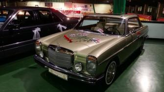 Mercedes W114 ce 2,8 185km. przemęt