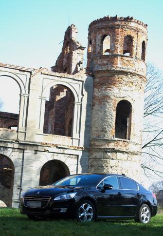 Peugeot 508 Katowice