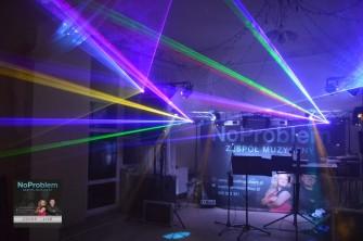 Efekty laserowe Pi�a