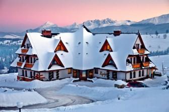 Redyk zimą Zakopane
