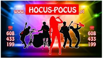 www.hocus-pocus.pl Wyjątkowy zespół muzyczny na Twoje wesele Łódź Łowicz Skierniewice Sochaczew Warszawa Płock