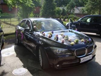 BMW 7 F01 Białystok