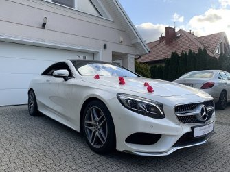 Mercedes S coupe  Lublin