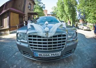 Chrysler 300 C SRT 8: Łask, Pabianice i okolice