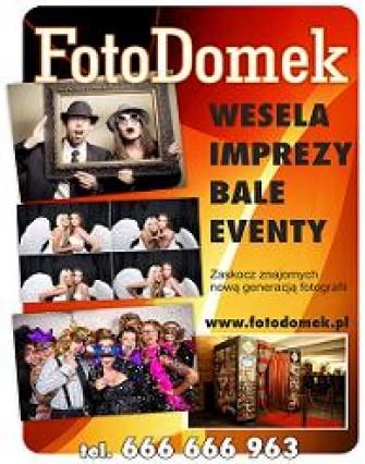Fotobudka na wesele Białystok