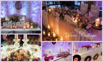 dekoracje ślubne Szczecin -Deco'Collage