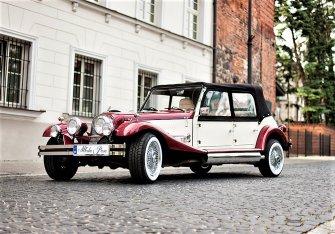 Kabriolet Nestor Baron / Alfa Romeo Spider Warszawa