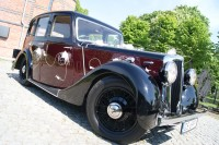Auto do �lubu - Lanchester 1938 S�upsk