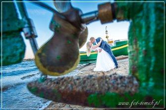 Fotografia ślubna Gdynia, pomorskie, plener Słupsk