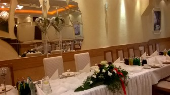 Atlantis- Sala na wesele opolskie Komprachcice