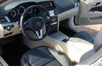 Mercedes E220 CABRIO KABRIOLET Łańcut