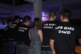 Zespół LIFE BARS Dębica