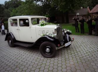 auto do ślubu wynajem samochodów zabytkowych Śląskie